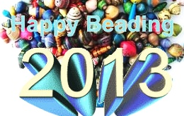 Happy Beading in 2013