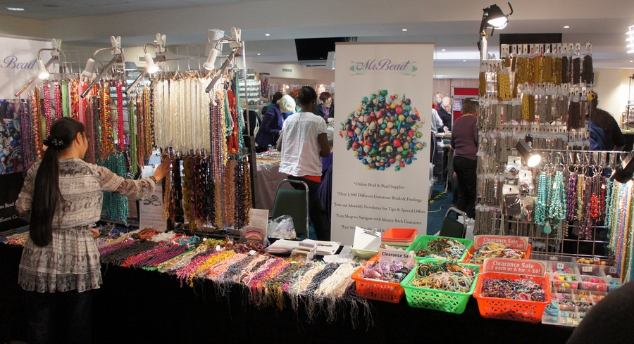 Haydock Bead Fair