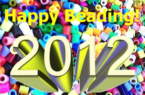 Happy Beading in 2012