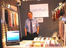 Nigel at the NEC